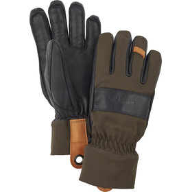 Hestra Highland Gloves dark forest